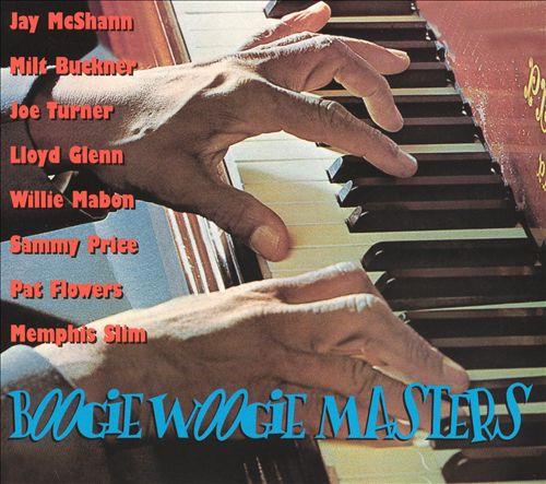 Boogie Woogie Masters [Black & Blue 2002]