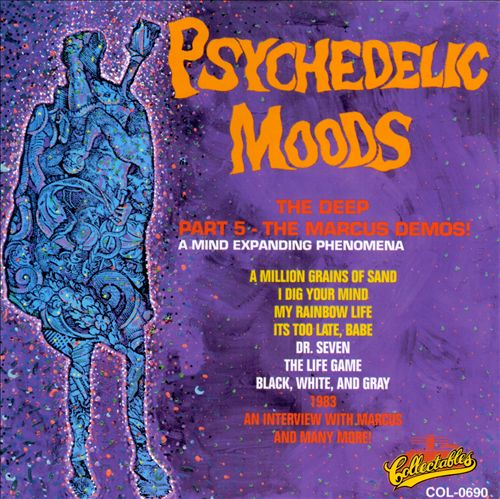 Psychedelic Moods 5: The Deep/The Marcus Demos