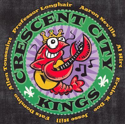 Crescent City Kings [CD & DVD]