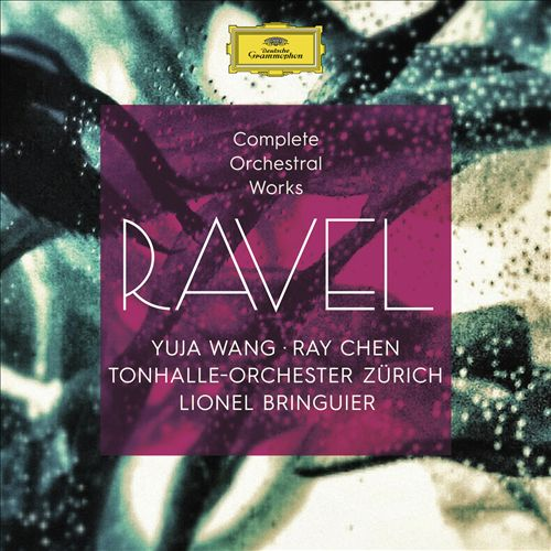 Ravel: Complete Orchestral Works [includes Booklet]
