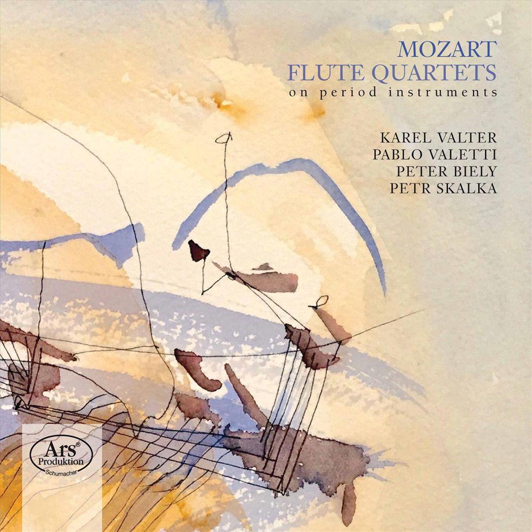 Mozart: Flute Quartets on Period Instruments