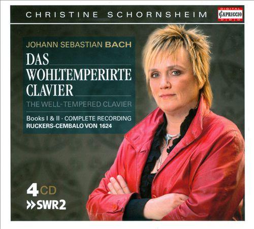 Bach: Das wohltemperirte Clavier, Books 1 & 2
