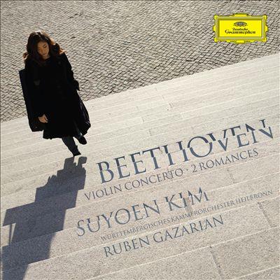 Beethoven Violin Concerto; 2 Romances