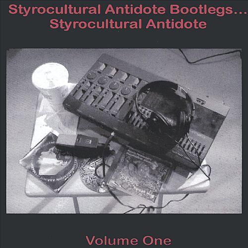 Styrocultural Antidote Bootlegs... Styrocultural Antidote, Vol. 1 [DVD]