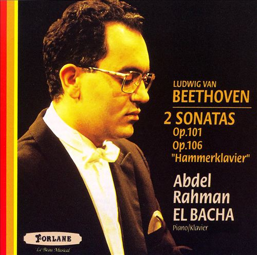 Beethoven: 2 Sonatas, Op.101 & 106