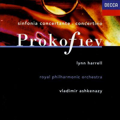 Prokofiev: Sinfonia Concertante; Concertino