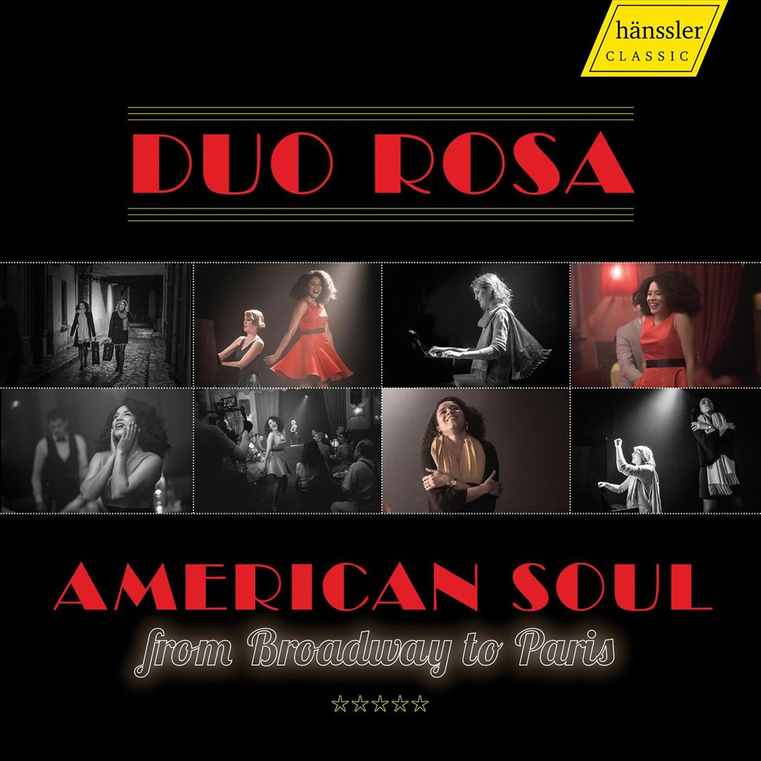American Soul: From Broadway to Paris