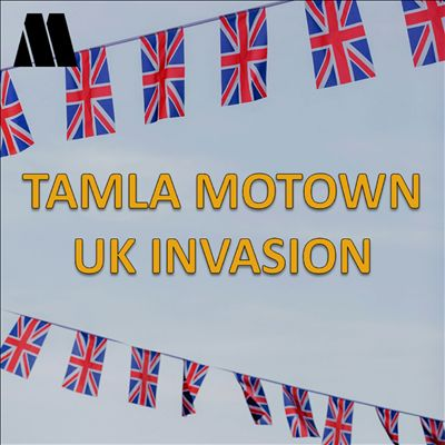 Tamla Motown UK Invasion