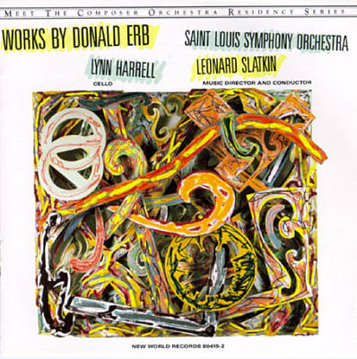 Works by Donald Erb