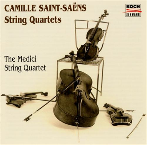Camille Saint-Saëns: String Quartets