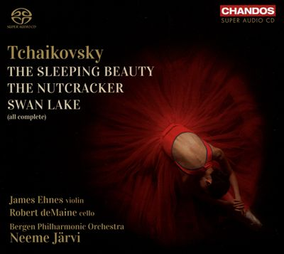 Tchaikovsky: The Sleeping Beauty; The Nutcracker; Swan Lake (all complete)