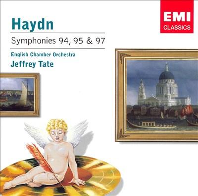"Haydn: Symphonies Nos. 94 ""Surprise"", 95 & 97"