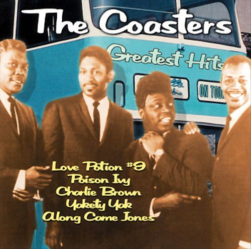 The Coasters Greatest Hits [Laserlight]