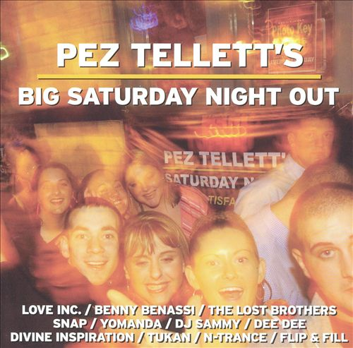 Pez Tellett's Big Saturday Night Out