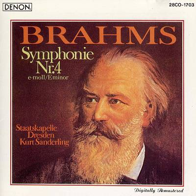 Brahms: Symphonie Nr. 4