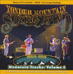 Mountain Tracks, Vol. 4
