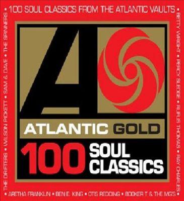 Atlantic Gold: 100 Soul Classics