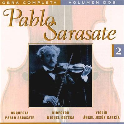 Pablo Sarasate: Complete Works, Vol. 2