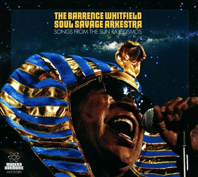 Songs from the Sun Ra Cosmos