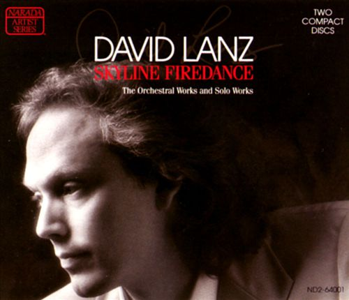 Skyline Firedance (The Orchestral Works and the Solo Works)