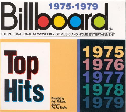 Billboard Top Hits: 1975-1979