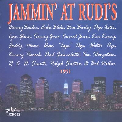 Jammin' at Rudi's