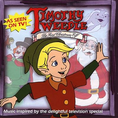 Timothy Tweedle: The First Christmas Elf