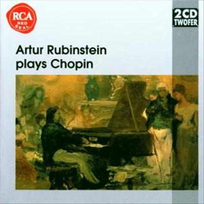 Arthur Rubinstein plays Chopin [Germany]