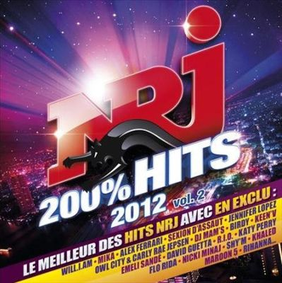 NRJ 200% Hits 2012, Vol. 2