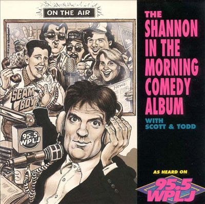 WPLJ: The Shannon in the Morning Comedy Album
