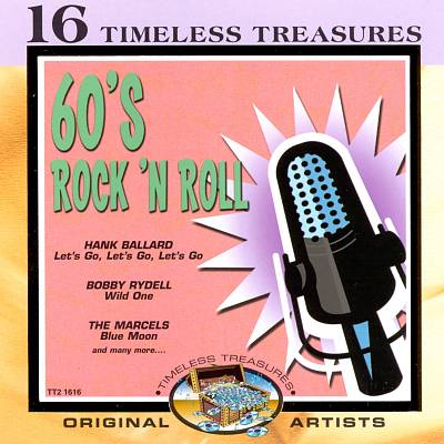 60's Rock 'N Roll [2000 Madacy]