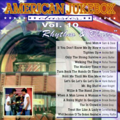 American Jukebox Classics, Vol. 10: Rhythm & Blues