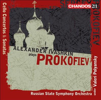 Alexander Ivashkin Plays Prokofiev
