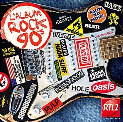 L' Album Rock 90's