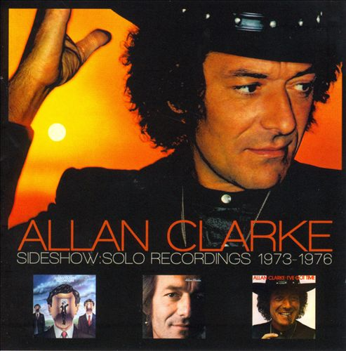 Sideshow: Solo Recordings 1973-1976