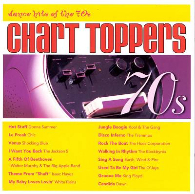 Chart Toppers: Dance Hits of the 70s