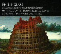 Philip Glass: Cello Concerto No. 2