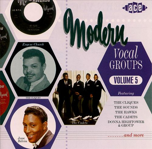 Modern Vocal Groups, Vol. 5