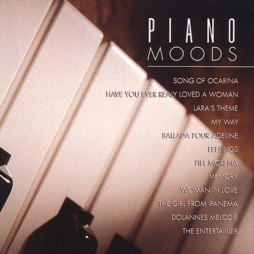 Piano Moods, Vol. 1 [Universal Latino]