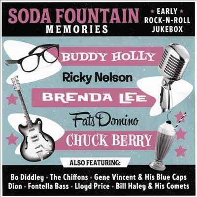 Soda Fountain Memories