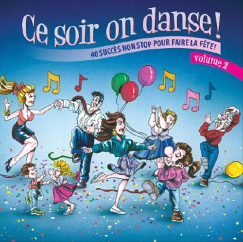 Ce Soir On Danse!, Vol. 2
