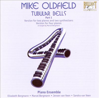 Mike Oldfield: Tubular Bells, Part 1 (Version for Two Pianos and Two Synthesizers - Version for four pianos)