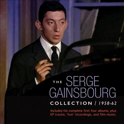 The Serge Gainsbourg Collection: 1958-1962
