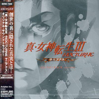 Shin Megami Tensei, Vol. 3: Nocturne Maniax