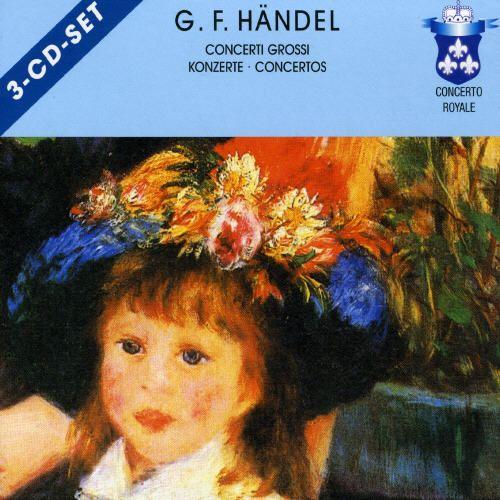 Handel: Concerti Grossi; Concertos [Germany]
