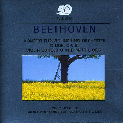Beethoven: Violin Concerto in D major Op. 61 [Germany]