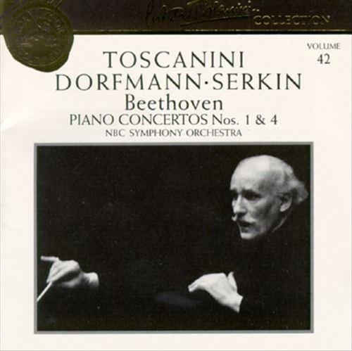 Beethoven: Piano Concertos 1 & 4