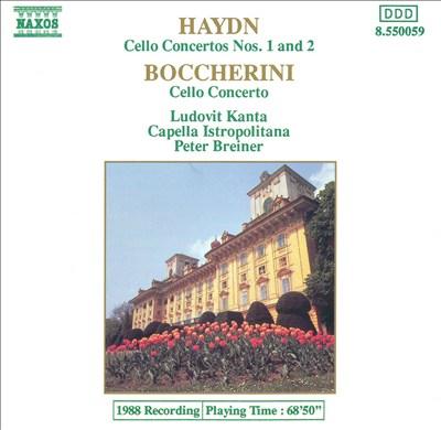 Haydn: Cello Concertos Nos 1 and 2; Boccherini: Cello Concerto