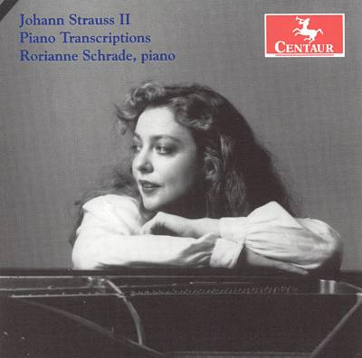Johann Strauss II: Piano Transcriptions