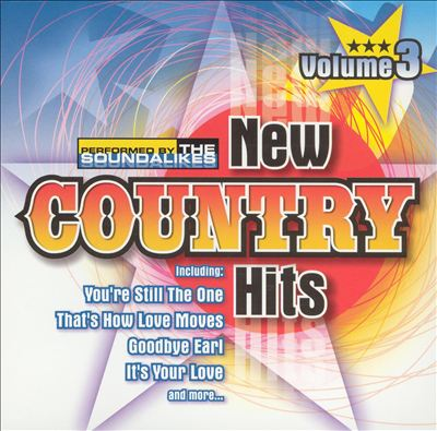 New Country Hits, Vol. 3